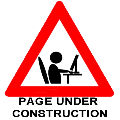 Page is under cunstruction